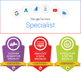 Google Certified Digital Marketer